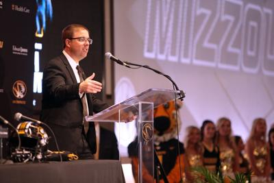 Eliah Drinkwitz becomes Mizzou's 33rd head football coach
