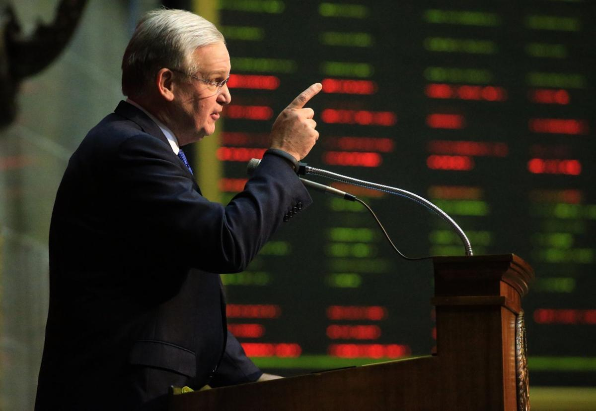Gov. Nixon gives State of the State address