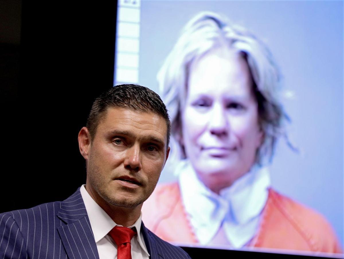 Pamela Hupp pleads guilty to the murder of Louis Gumpenberger