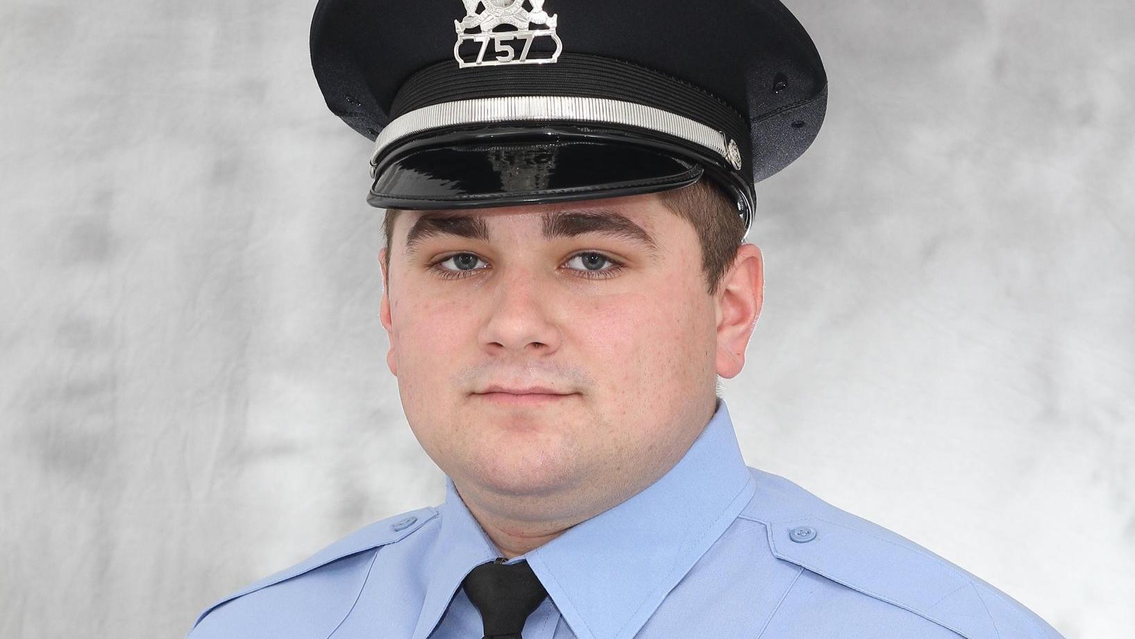 St. Louis Police Officer Alexander Klein