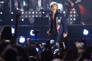 Bon Jovi Köpfe zu Enterprise Center für eine Sommer-show