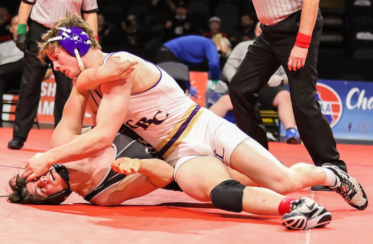 Missouri Class 4 boys wrestling state championships