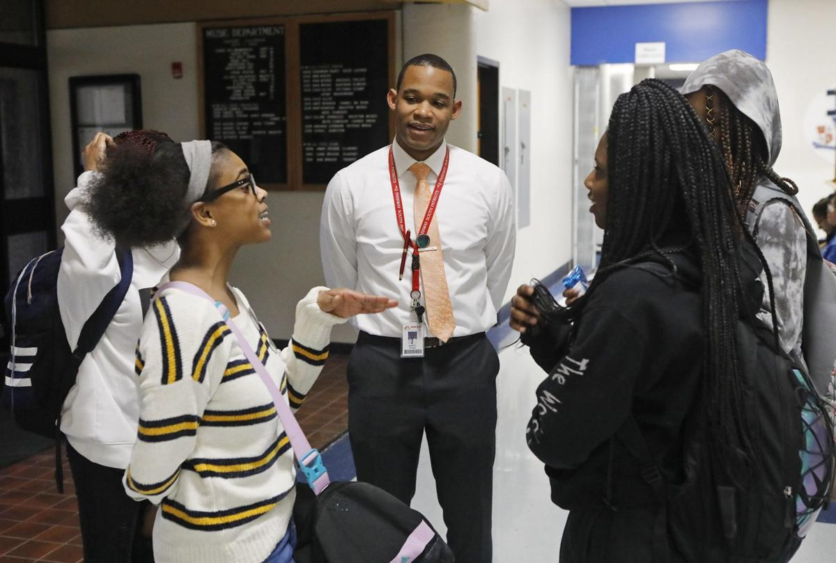Black educators build support group to network, attract students to the field