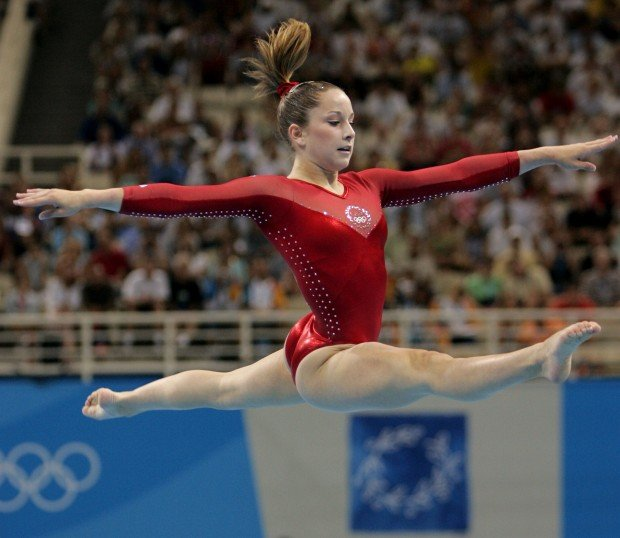 High note: Patterson says young U.S. gymnasts are strong ...
