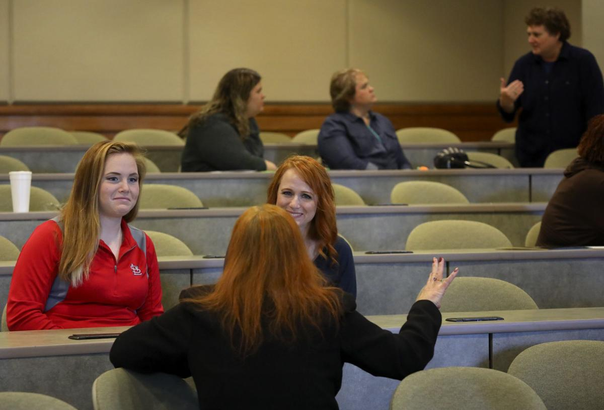 Lindenwood courts prospective students