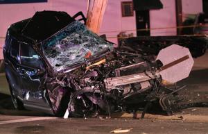 セントアン警官が負傷を追求盗難車
