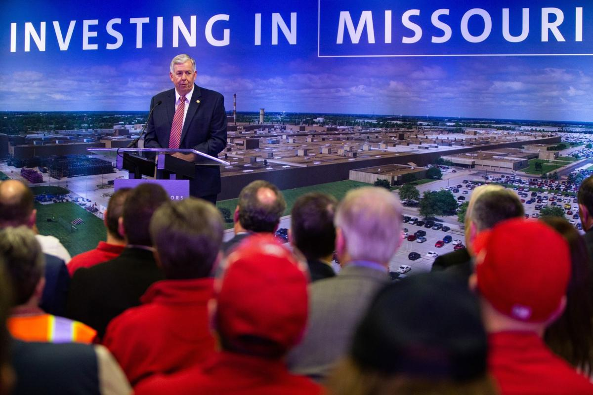 General Motors announces $1.5 billion investment in Wentzville Assembly and Stamping plant