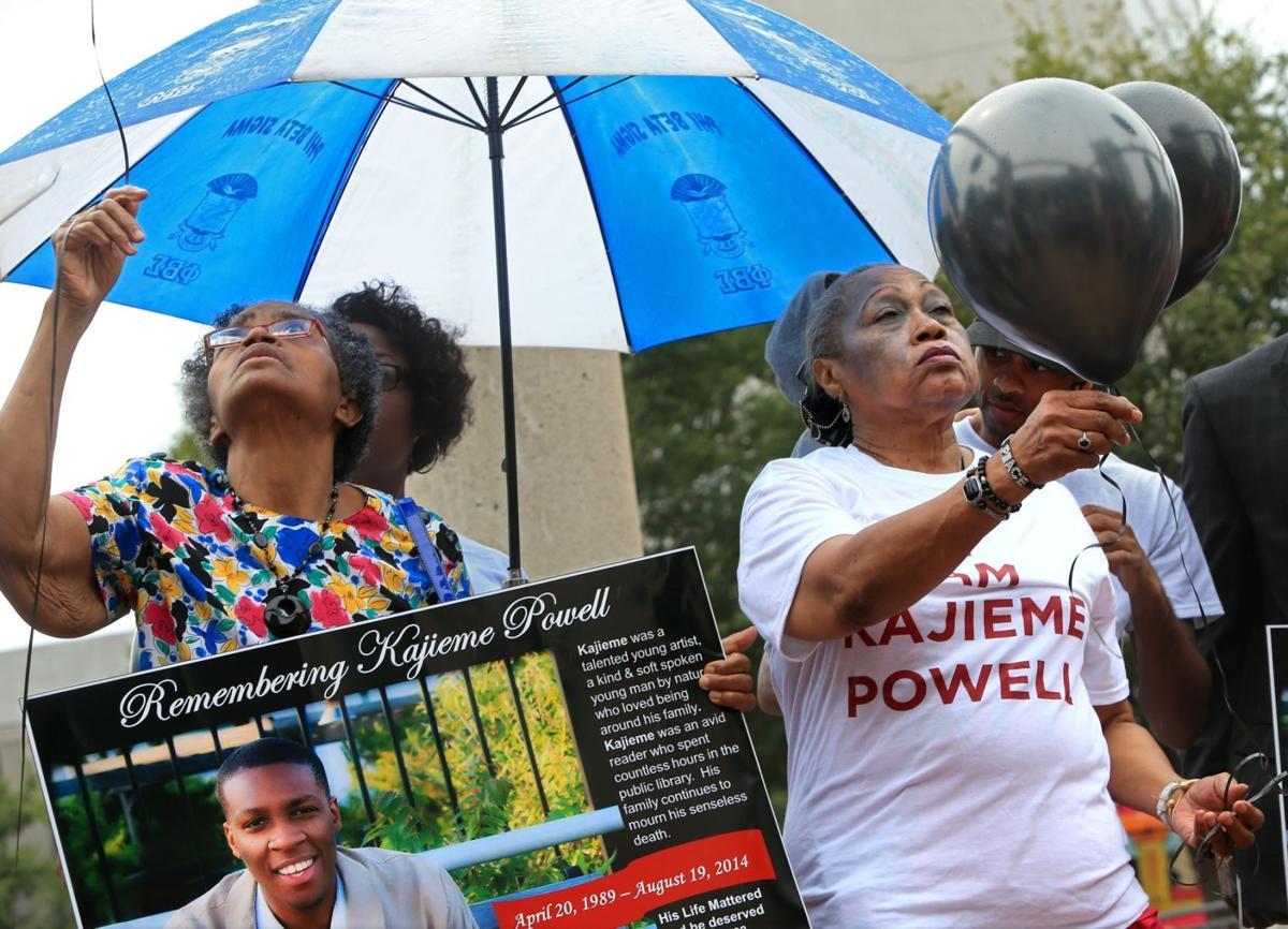 Activists remember Kajieme Powell