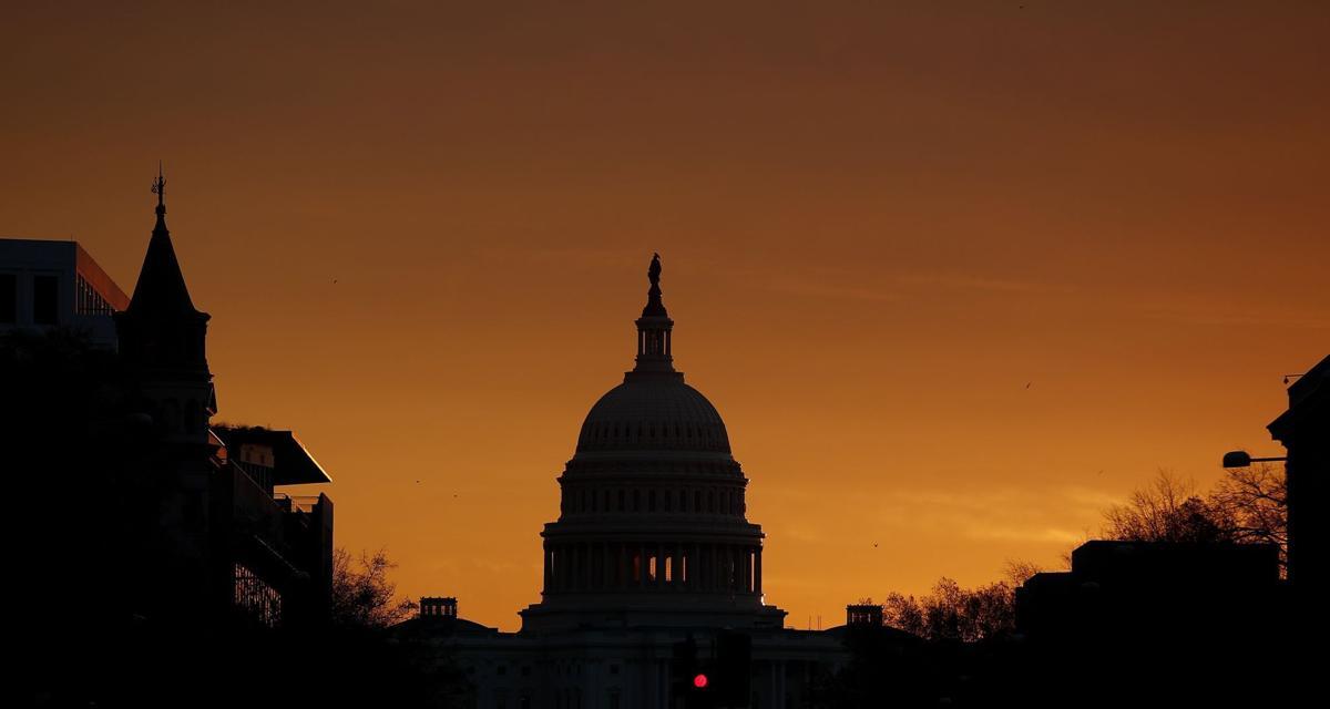 APTOPIX Congress Taxes