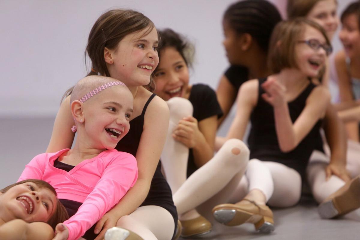 Arianna Dougan at St. Louis Academy of Dance