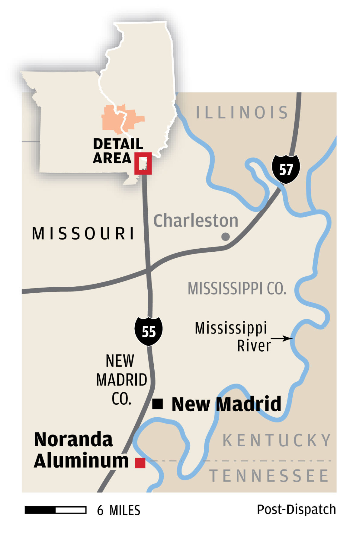 Noranda Aluminum closure marks the end of an era in the Missouri