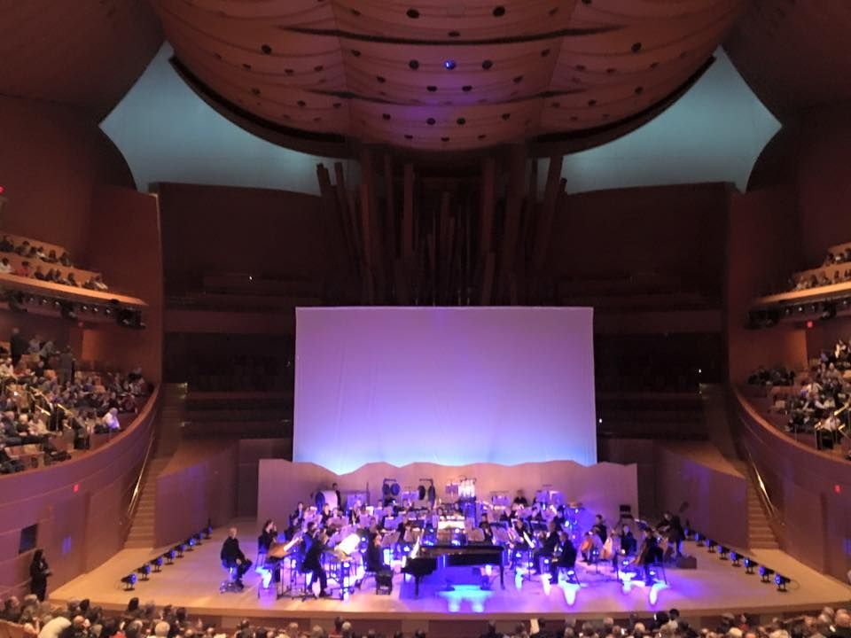 St. Louis Symphony Orchestra in Disney Hall