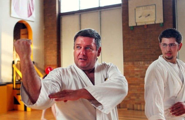 Karate Pastor