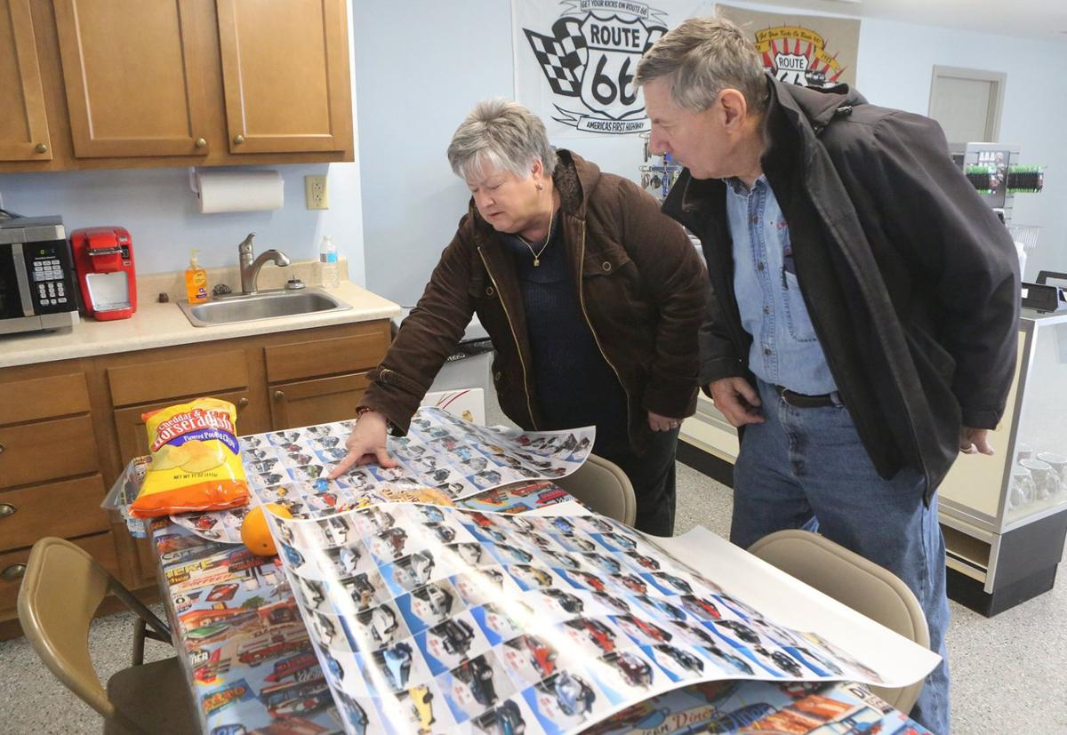 Country Classic Cars rises from the ashes in Staunton, Ill.