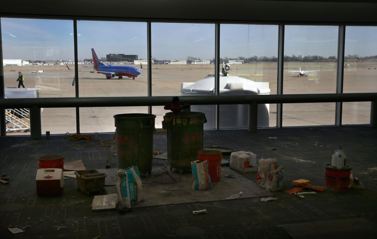Airport adding gates for Southwest Airlines
