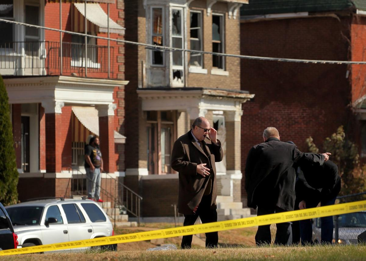 Homicide on the 5300 block of Ridge Avenue