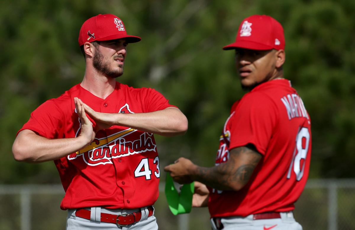 Start of something? Martinez begins bid for rotation with performance on (and off) the mound
