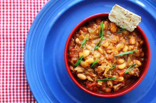 Chicken & White Bean Chili from Boathouse Forest Park