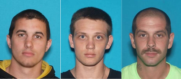 One charged, two sought in theft of 11 ATVs in Chesterfield