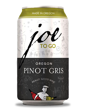 Joe to Go Pinot Gris, Oregon