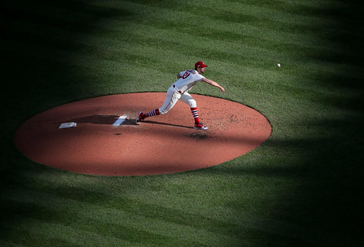 Cardinals notebook: Wainwright's dominant starts have been a gift