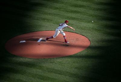 Washington Nationals vs St. Louis Cardinals, Game 2 NLCS in St. Louis