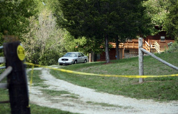 Mother and three children dead from gunshot wounds outside Desoto