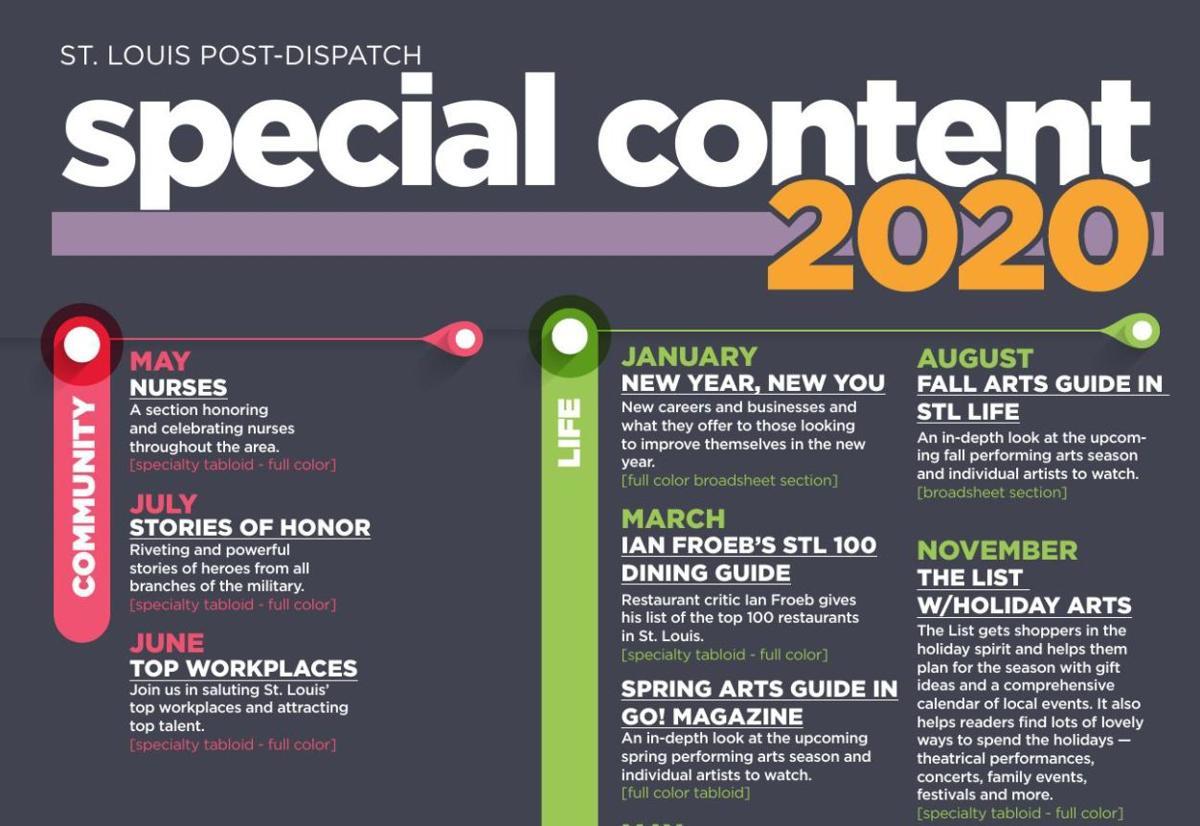Special Content Calendar