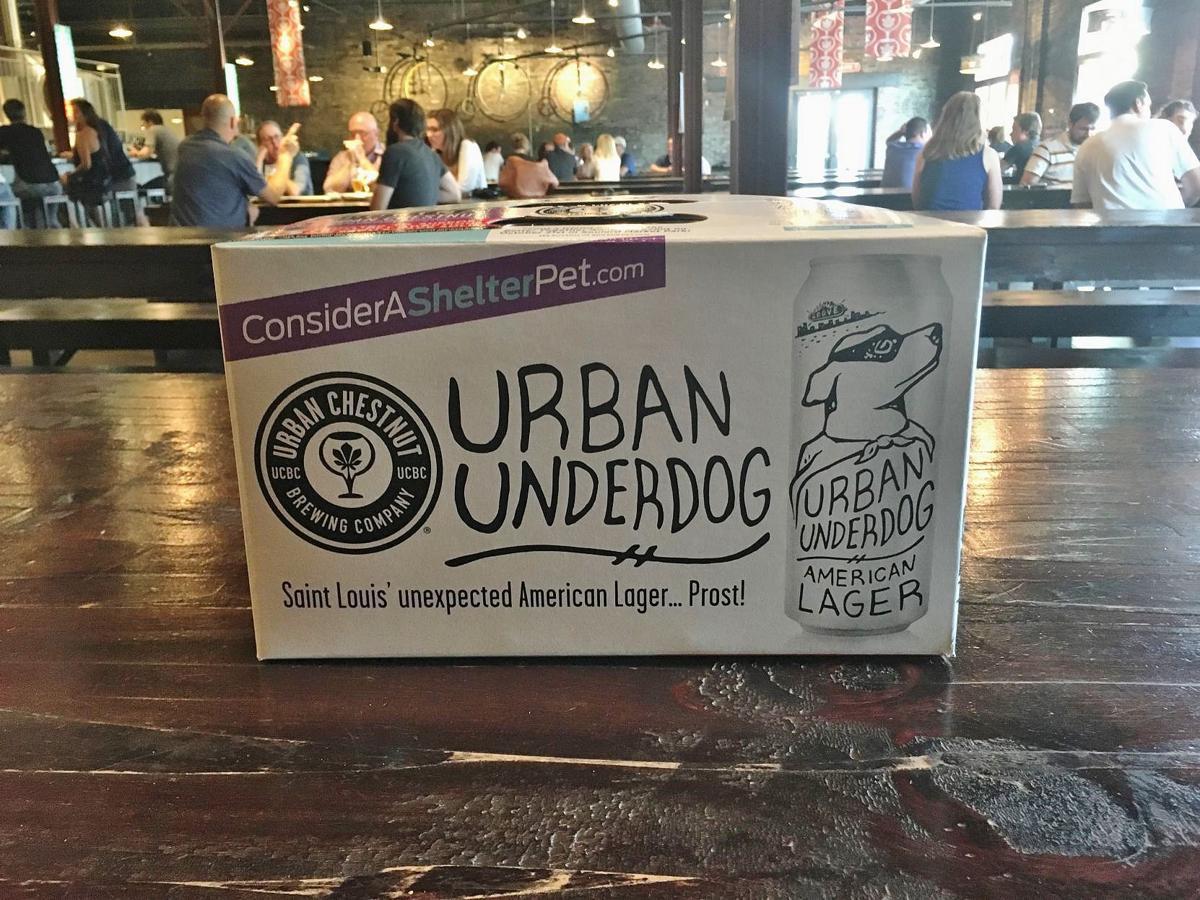 Urban Underdog Purina package