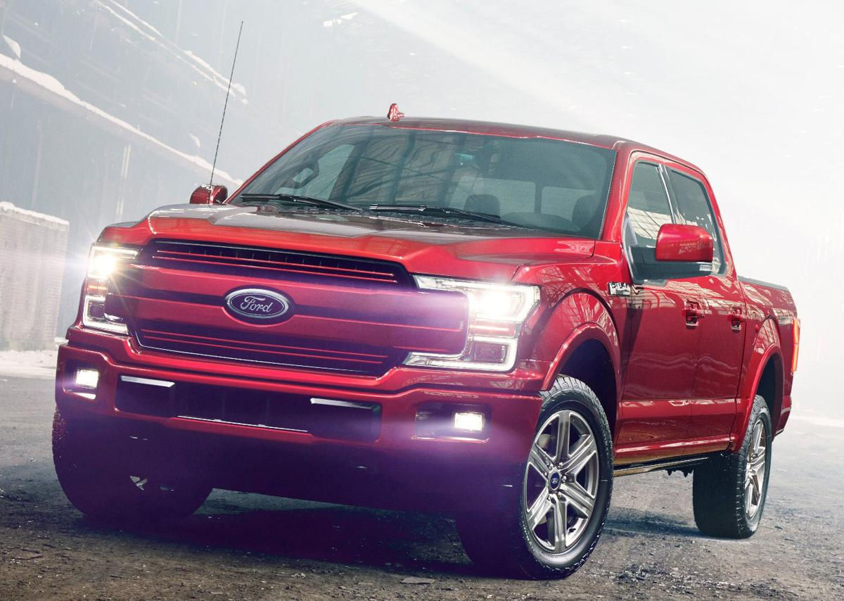 The 2018 Ford F 150 Will Be Available With A V 6 Diesel
