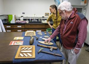 Southern Illinois αρχαιολόγος των ανασκαφών επιστροφή SIU, που ρίχνει φως στις αρχές του πολιτισμών