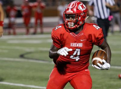 Davis Rushes For 333 Yards Six Tds As Joplin Ousts Kirkwood High