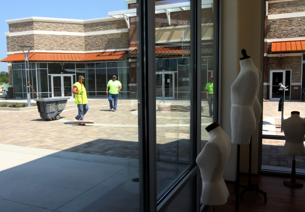 A new life for Taubman Prestige Outlets in Chesterfield — as an entertainment destination It's the second big deal in Chesterfield announced by The Staenberg Group — and a third could be coming.