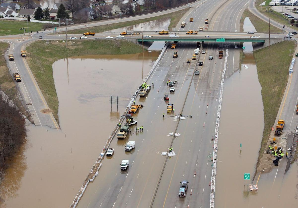 Honoring Trump with a flood-prone highway