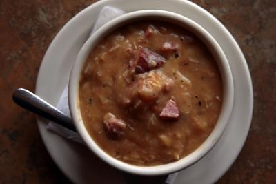 Special request: Lewis and Clark's gumbo