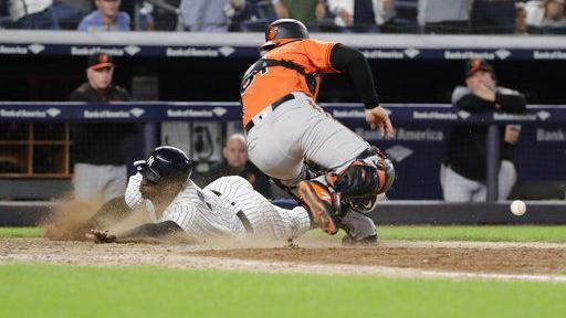Baseball notebook: Yankees' Gregorius stays optimi...