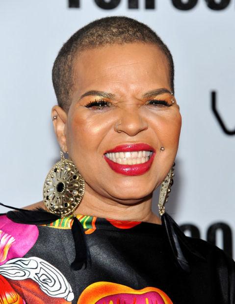 Ntozake Shange (known in St. Louis as Paulette Williams) wins ...