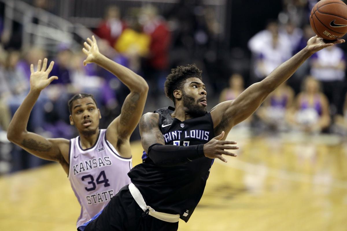 Saint Louis Kansas St Basketball