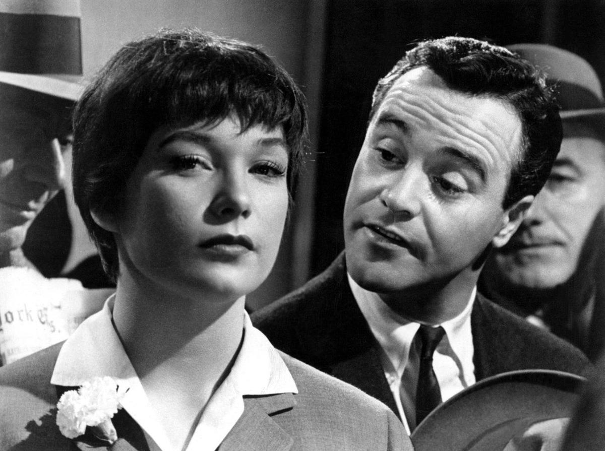 Image result for The Apartment 1960 Jack Lemmon