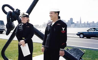 Full Speed Ahead: Nurse's leadership skills stem from serving in the Navy Nurse Corps