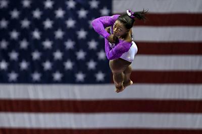 2016 P&G Gymnastics Championships