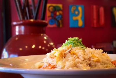 Thai Fried Rice from Tei Too