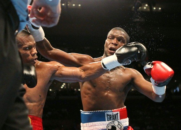 Cory Spinks knocked out in fifth, loses IBF junior ...