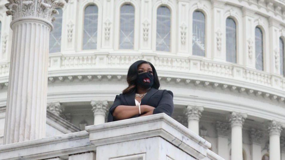 Rep. Cori Bush and Wesley Bell call on Biden to commute all federal death row sentences