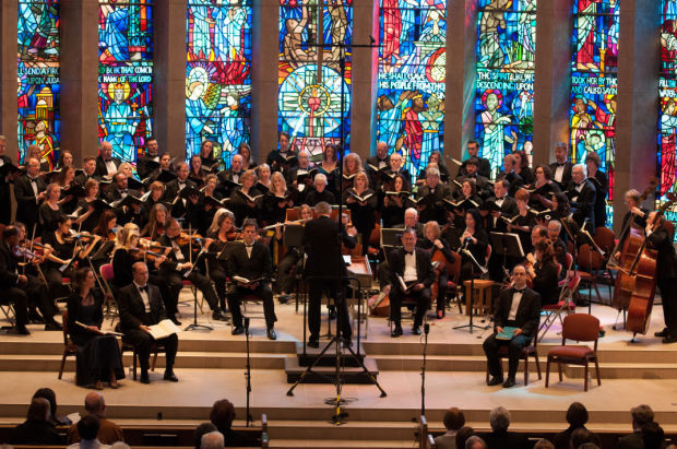 Classical music review: Bach Society offers some beautiful