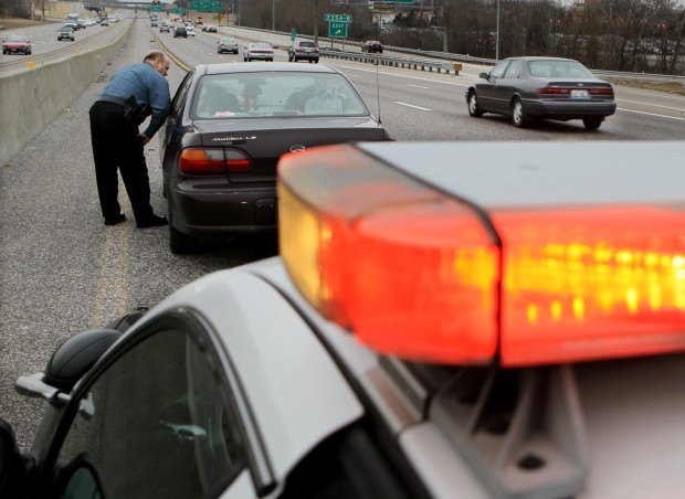 St. Ann police try to slow down I-70 drivers
