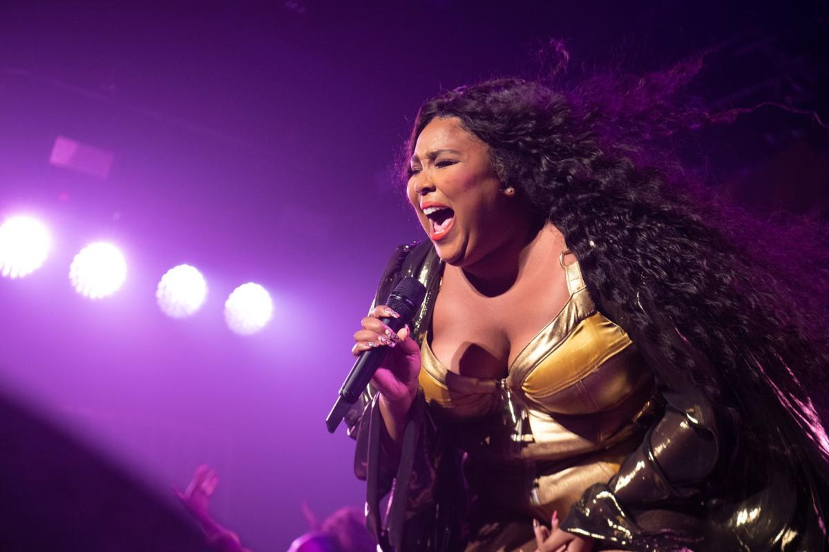 Lizzo at the Pageant