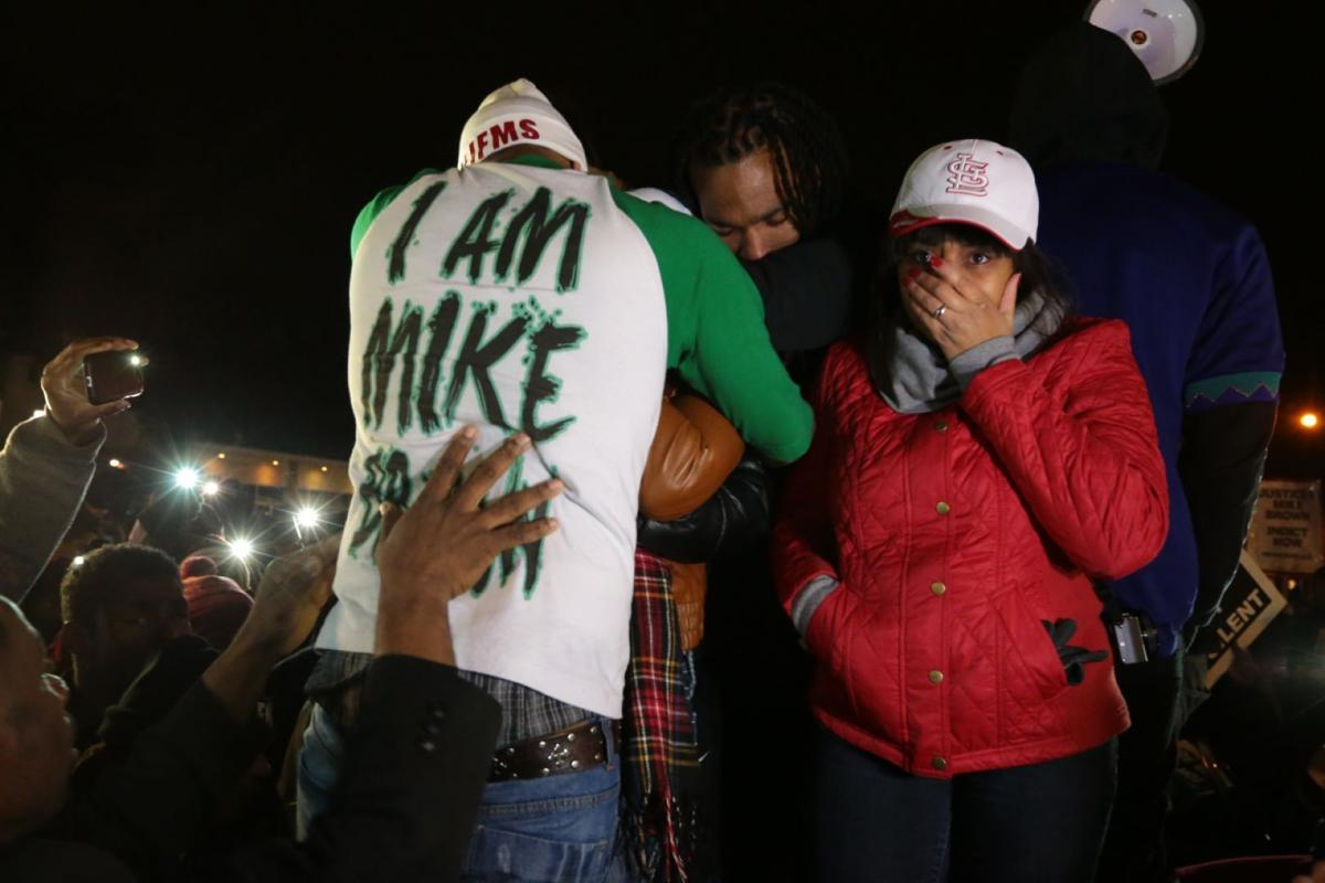 Grand jury does not indict Darren Wilson in shooting death of Michael Brown
