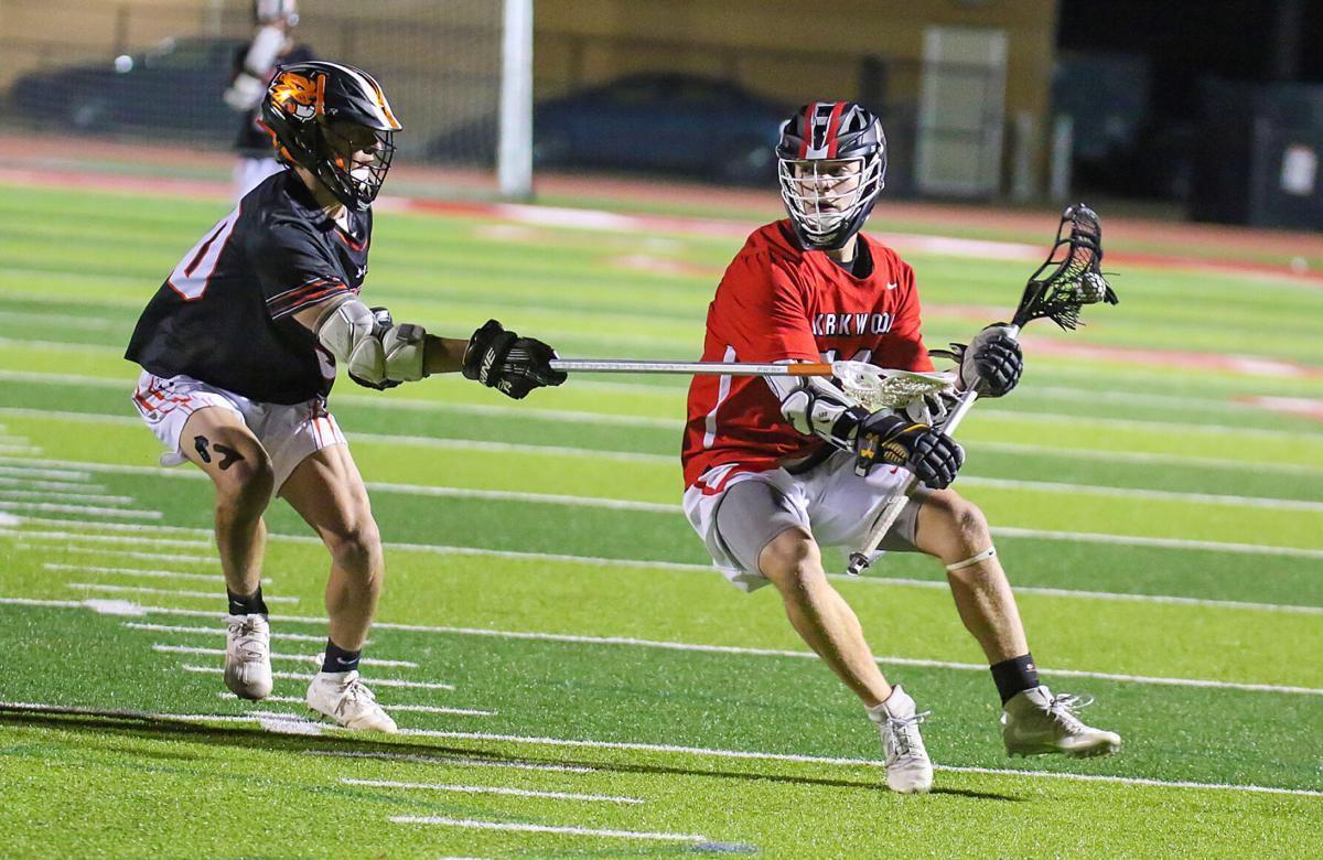 Kirkwood vs. Webster Groves boys lacrosse