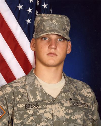Young soldier had 'purpose'